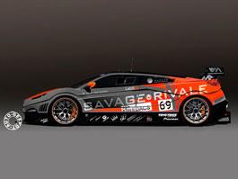 Savage Rivale GTR: závodní verze excentrického supersportu: titulní fotka