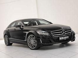 Ženeva 2011: Brabus Mercedes-Benz CLS: titulní fotka