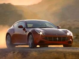 Ferrari FF: nové fotografie z prezentace v Maranellu: titulní fotka