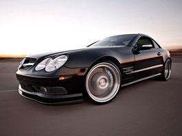 Upravený Mercedes SL 600: 811 koní, CNG a honba za rekordem: titulní fotka