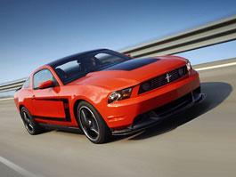Ford Mustang Boss 302: Megagalerie legendy: titulní fotka
