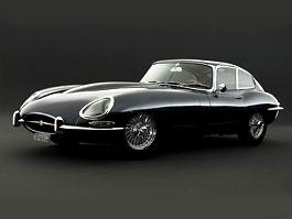 Pod lupou: Jaguar E-Type – Čerstvý padesátník: titulní fotka
