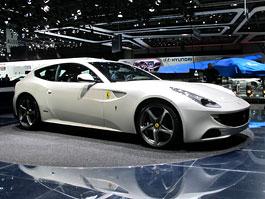 Ženeva 2011 živě: Ferrari FF - žába nebo princ?: titulní fotka