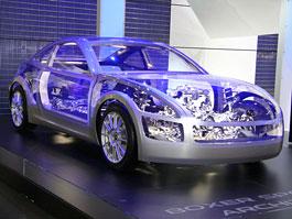 Ženeva 2011: Představení konceptu zadokolky od Subaru: titulní fotka