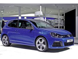 Ženeva 2011: Volkswagen Golf R - čtyři  nové verze: titulní fotka
