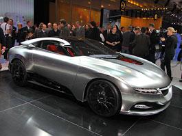 Ženeva 2011: Saab PhoeniX concept: titulní fotka