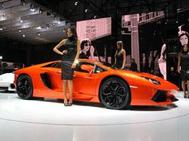 Lamborghini Aventador LP 700-4 oficiálně představeno! (+ živé foto): titulní fotka