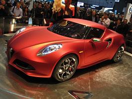 Ženeva 2011: premiéra konceptu Alfa Romeo 4C (+ živé foto): titulní fotka
