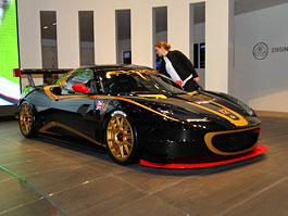 Ženeva 2011: Lotus Evora Enduro GT Concept: titulní fotka