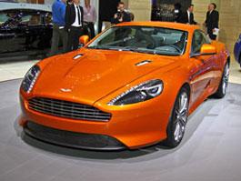 Ženeva 2011: Aston Martin Virage naživo: titulní fotka