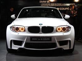 Ženeva 2011: BMW 1 M Coupé naživo: titulní fotka