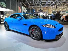 Ženeva 2011 živě: Jaguar XKR-S: titulní fotka