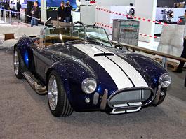 Ženeva 2011 živě: AC Cars Cobra MkVI: titulní fotka