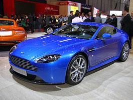 Ženeva 2011 živě: Aston Martin: titulní fotka