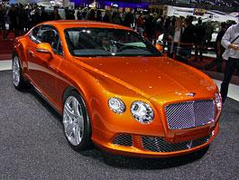 Ženeva 2011 živě: Bentley: titulní fotka