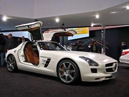 Ženeva 2011 živě: sportovní Mercedesy: titulní fotka