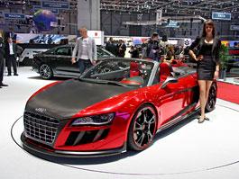 Ženeva 2011 živě: ABT R8 GT S: titulní fotka