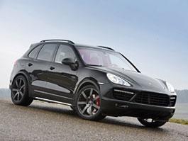 Ženeva 2011: Sportec SP 580 Cayenne Turbo: skrytá hrozba: titulní fotka