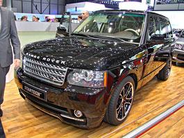 Range Rover Supercharged: atraktivnější vzhled od Startech: titulní fotka