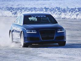 Nokian Tyres: rychlostní rekord Bentleye na ledu překonán!: titulní fotka