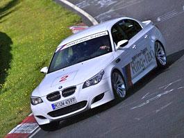 Ring Taxi končí, už žádná rychlá kola v BMW M5?: titulní fotka