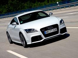 Audi TT RS Plus: výkon navíc pro TT RS?: titulní fotka