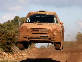 MINI Countryman WRC: malý zabiják v akci (+video): titulní fotka