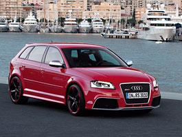 Audi RS3 pózuje v ulicích Monaka: titulní fotka