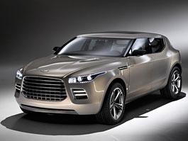 Aston Martin Lagonda: ošklivé SUV nakonec bude: titulní fotka