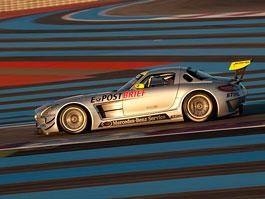 SLS AMG GT3: nový přírůstek do Mercedes-Benz Driving Academy: titulní fotka