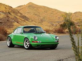 Singer 911: Výroba klasika zahájena: titulní fotka