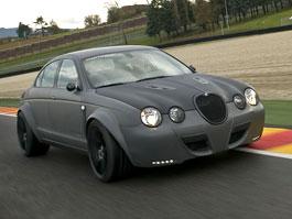 Jaguar S-Type R by Panzani Design: titulní fotka