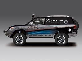 Lexus LX 570: ze silničního mamuta závoďákem: titulní fotka