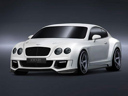 Bentley Continental GT by Amari Design: titulní fotka