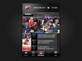 Ducati Corse: aplikace pro iPhone aneb svět Moto GP pod palcem: titulní fotka