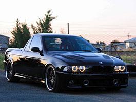 BMW M5 Ute: Applebyho vysněný pick-up: titulní fotka