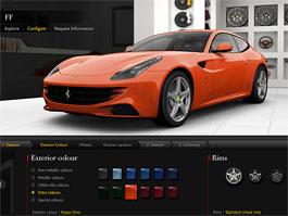 Ferrari FF: konfigurátor nejen na neděli: titulní fotka