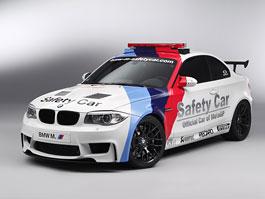 BMW 1M Coupe: Safety Car pro MotoGP: titulní fotka
