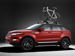 Range Rover Evoque: bicykl ve stylu Land Roverů: titulní fotka