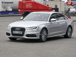 Spy Photos: Audi S6: titulní fotka