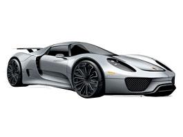Porsche 918 Spyder: nemáte volných 17 milionů? Porsche přijímá objednávky!: titulní fotka