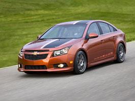 Sportovní Chevrolet Cruze: v režii Holdenu: titulní fotka