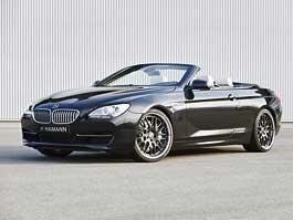 Hamann začíná upravovat BMW 6 Cabrio: titulní fotka