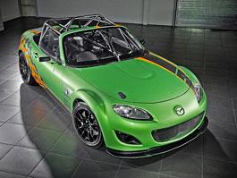 Mazda MX-5 GT: superlehký japonský závoďák se představuje: titulní fotka
