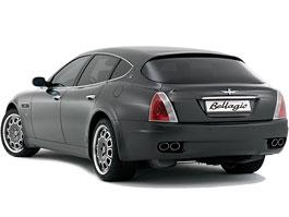 Maserati Quattroporte Bellagio: lehká ojetina na prodej: titulní fotka
