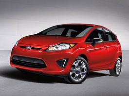 Ford Fiesta: více dynamiky a sportovnější vzhled: titulní fotka