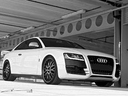 Project Kahn Audi A5: chci být R8: titulní fotka