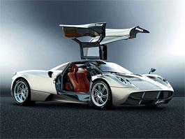 Pagani Huayra: roadster za tři roky: titulní fotka