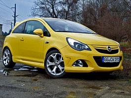 Za volantem: Opel Corsa OPC 2012: titulní fotka