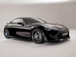Toyota FT-86 Concept II: nové fotografie upravené verze: titulní fotka